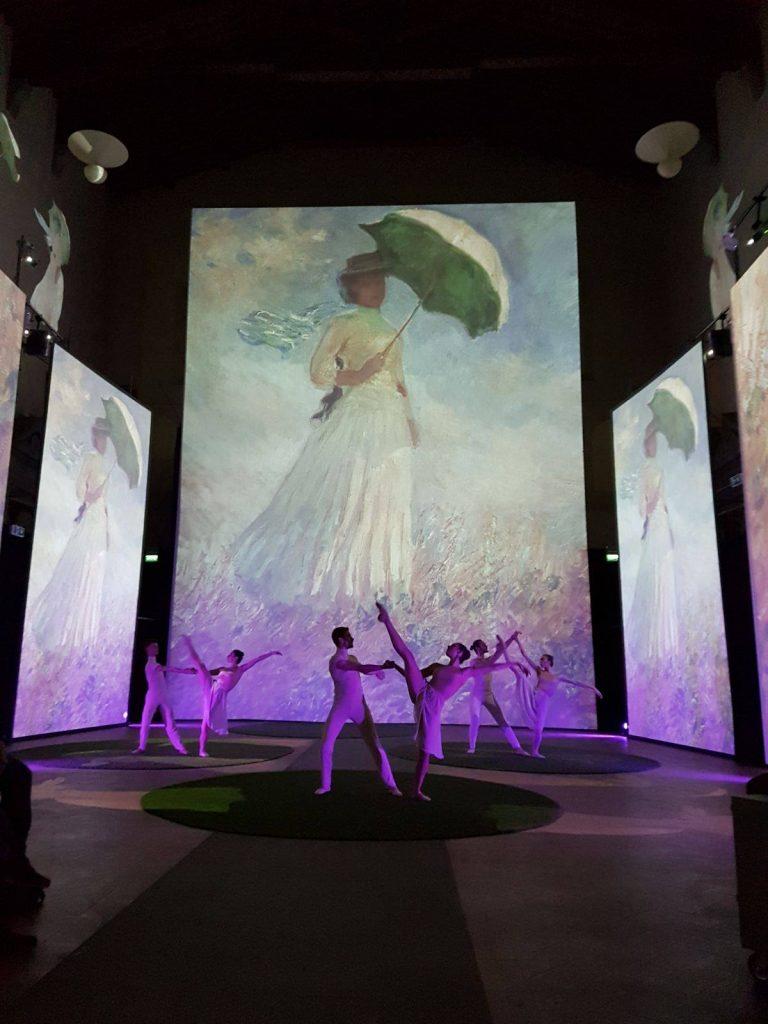 Tuscan per Monet experience balletto