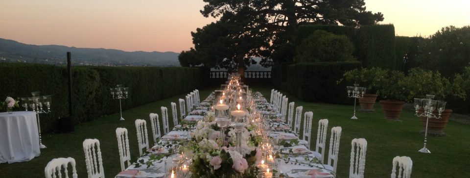 tuscan excelsia catering wedding gamberaia