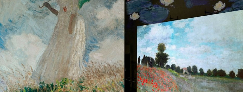 Tuscan Excelsia anteprima Monet Experience