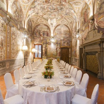 Sala PoccettiTavolo Imperiale 400x400 - Catering for Corporate events