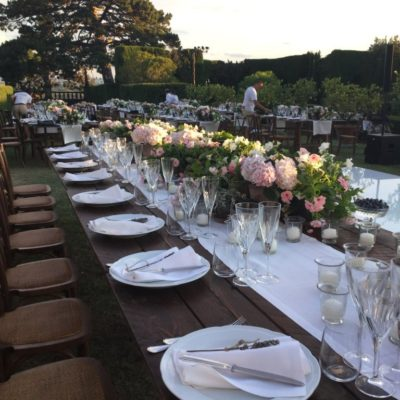 Table set up 2 400x400 - Country Weddings