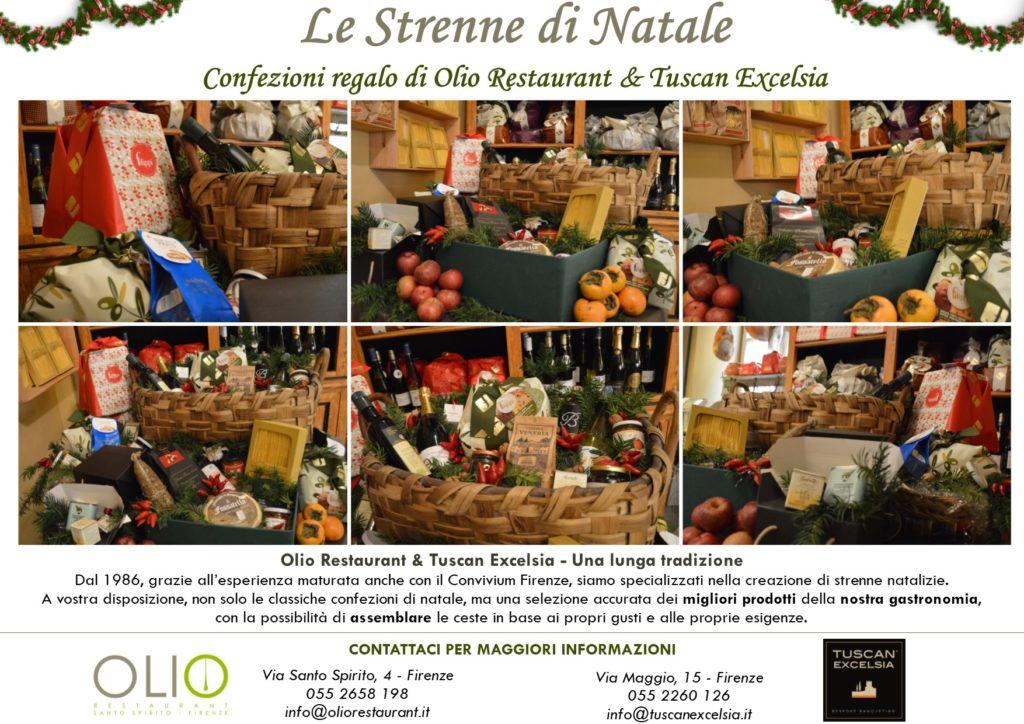 Locandina strenne 1024x724 - Natale e Capodanno con Tuscan Excelsia e Olio Restaurant