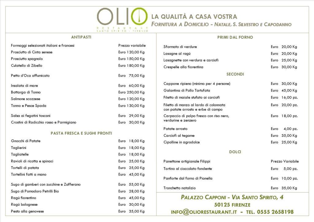 pg unica 2 1024x724 - Natale e Capodanno con Tuscan Excelsia e Olio Restaurant